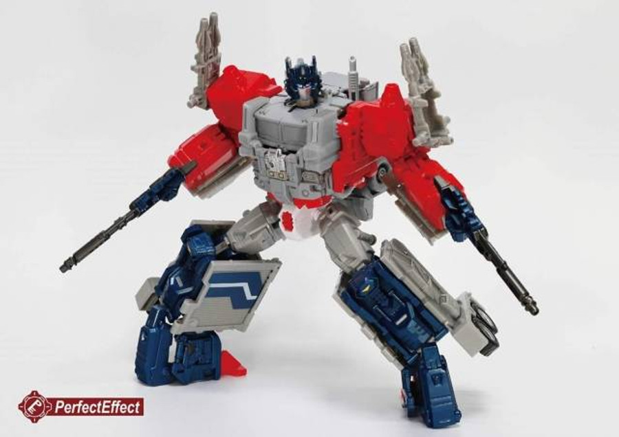 Perfect Effect - PC-16 Perfect Combiner Jinrai Prime