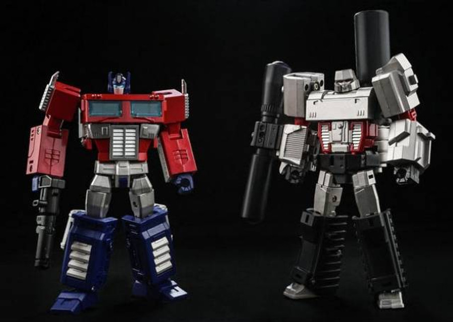 Generation Toy - GT-05 Leaders Set