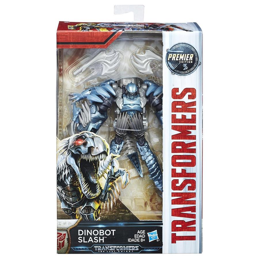 Transformers The Last Knight - Premier Edition Deluxe Dinobot Slash (Hasbro)