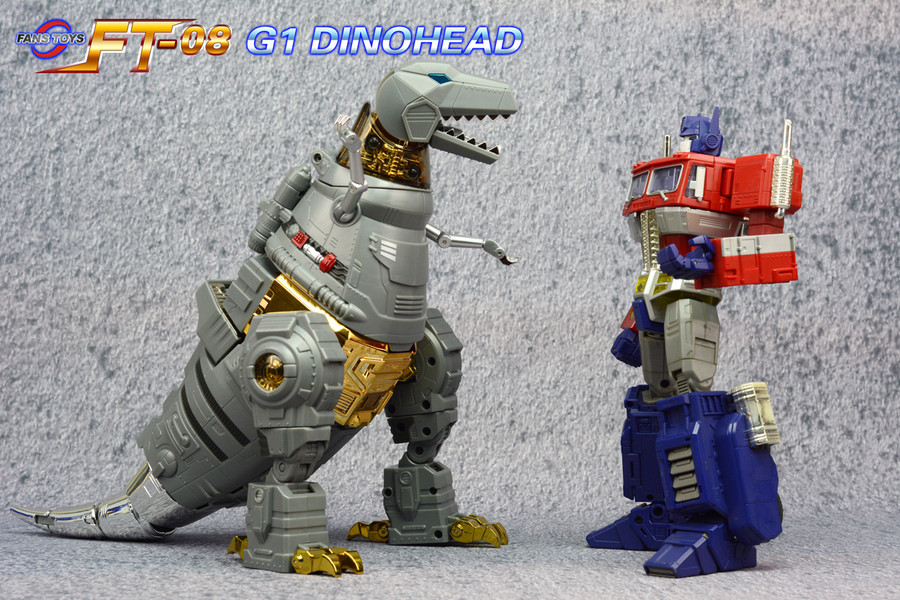 Fans Toys - FT-08 G1 Dinohead