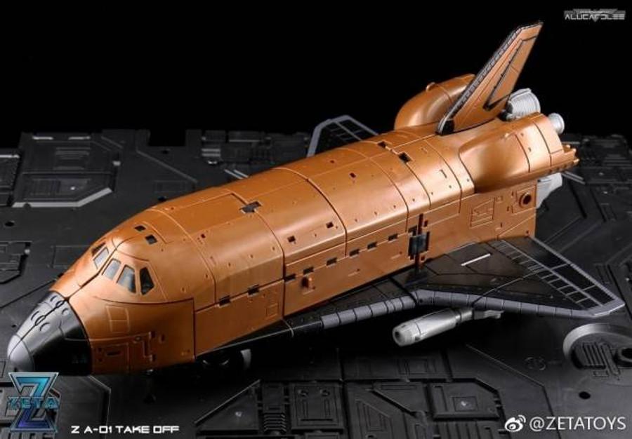 Zeta Toys - A-01 Take Off