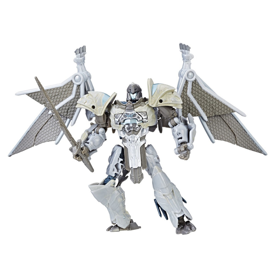 Transformers The Last Knight - Premier Edition Deluxe Steelbane (Hasbro)