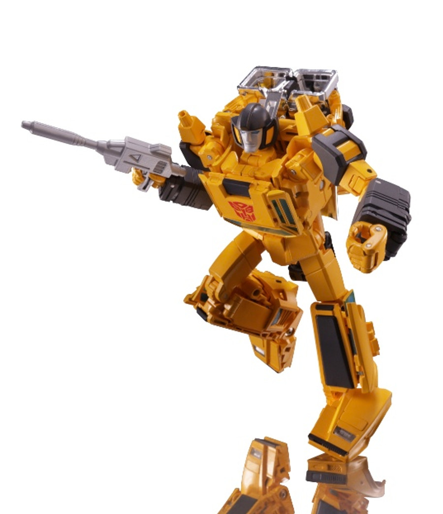 MP-39 Masterpiece Sunstreaker
