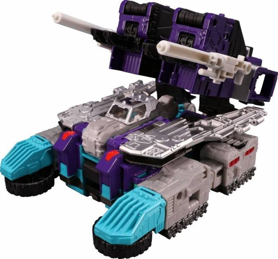 Takara Transformers Legends - LG50 Sixshot