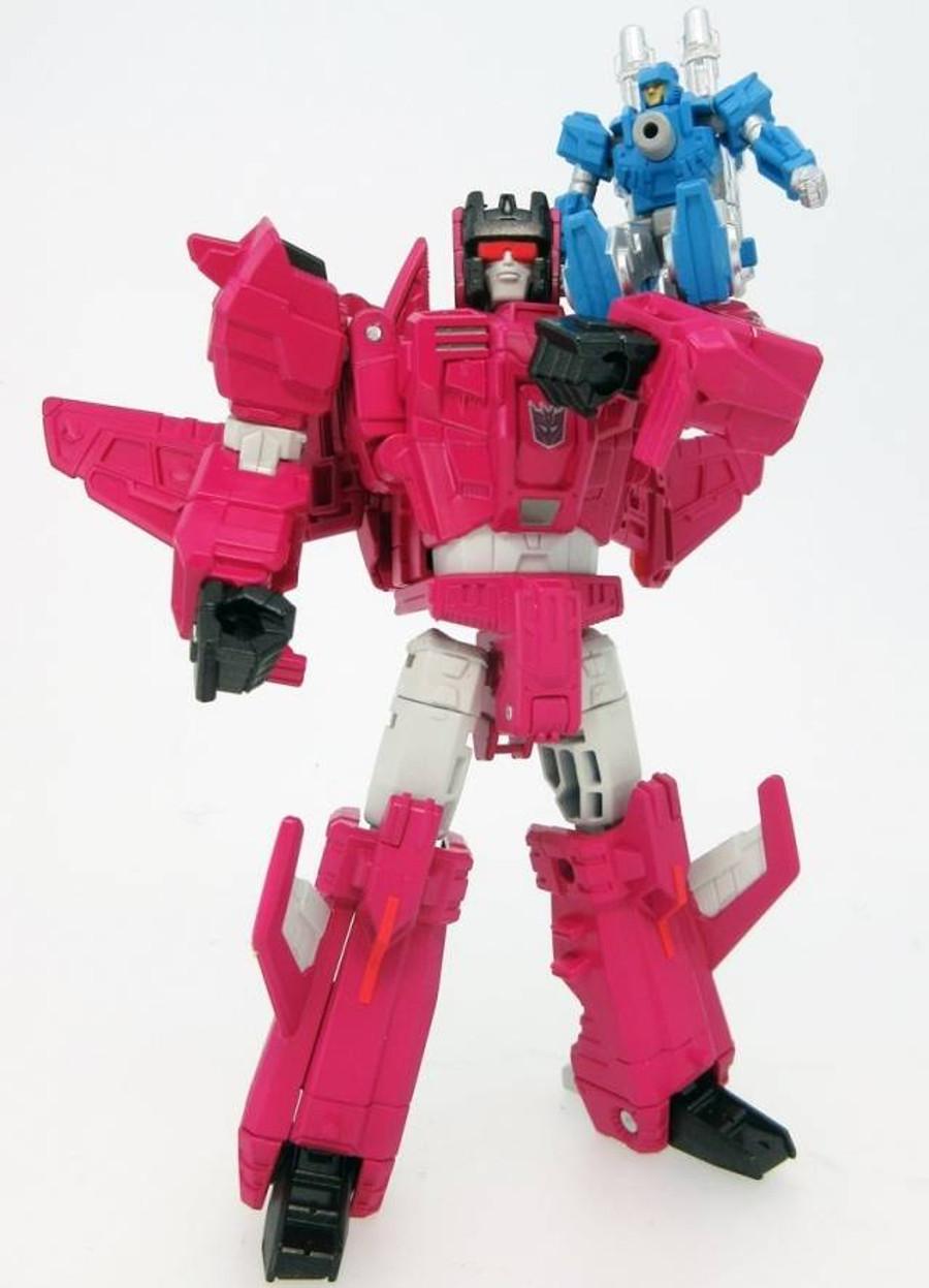 Takara Transformers Legends - LG52 Target Master Misfire