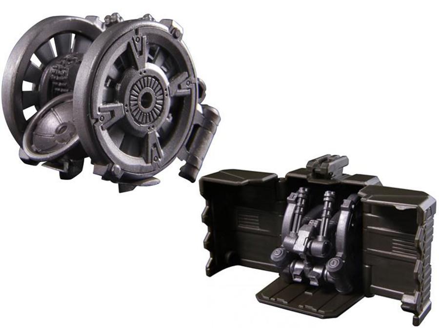 Diaclone Reboot -DA-12 Powered System Gyroseptor
