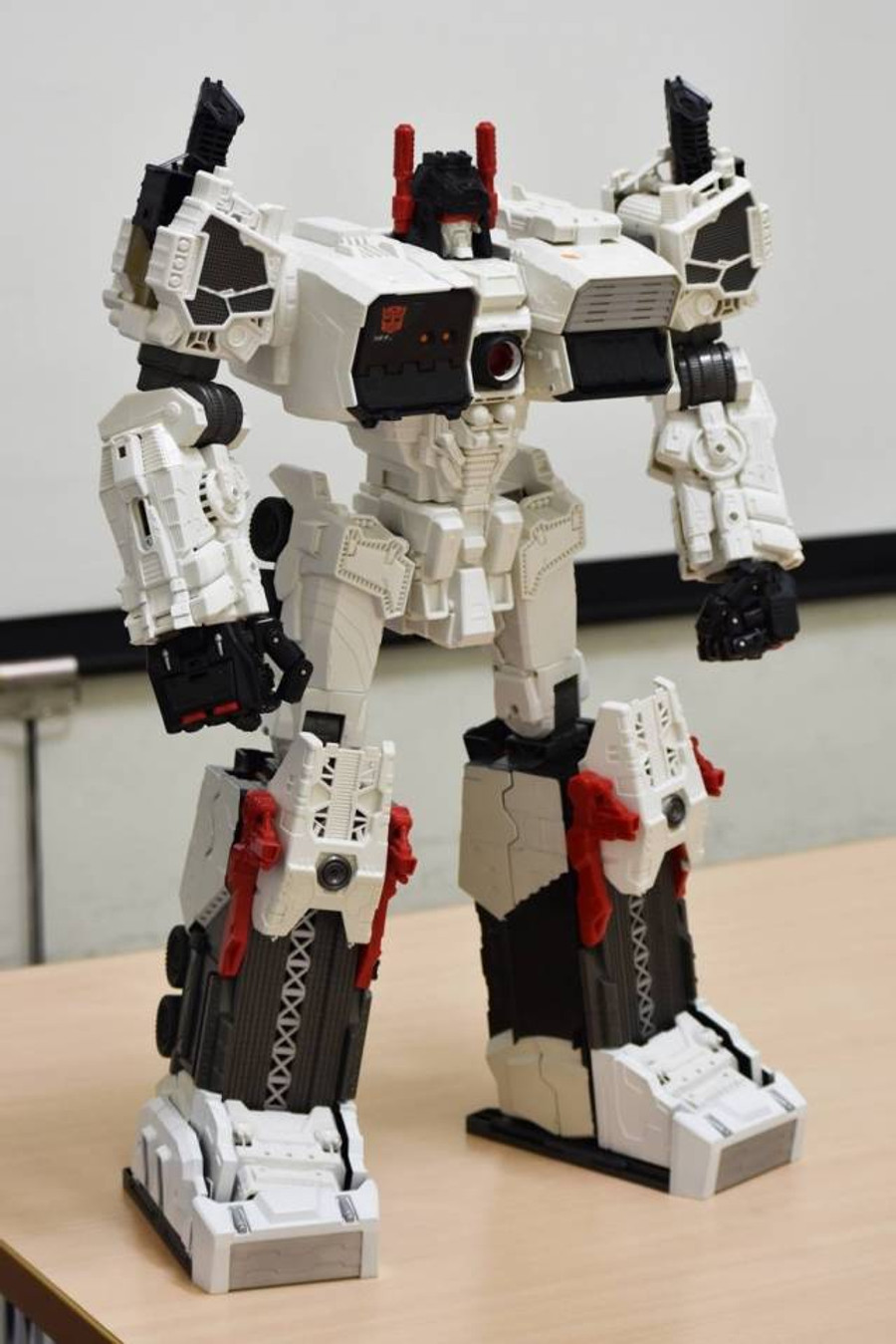 DNA Design - DK-04M Metroplex Foot Upgrade Kit
