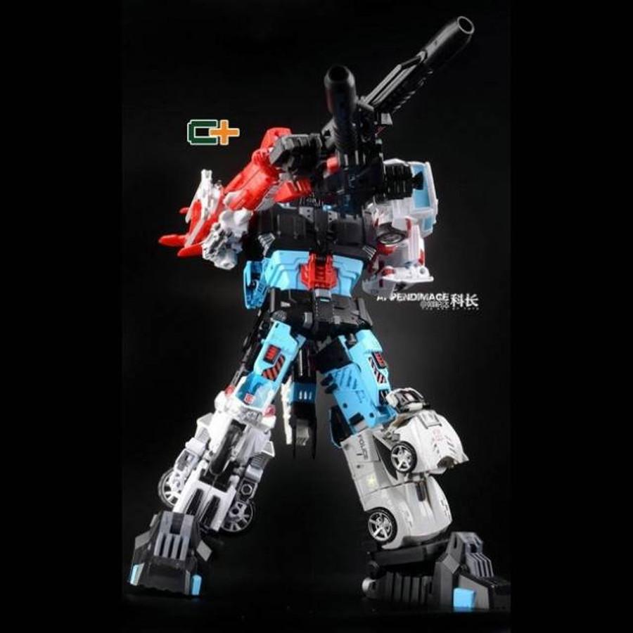 C+ Customs - THC-02J - Unite Warriors Defensor Add-On Set
