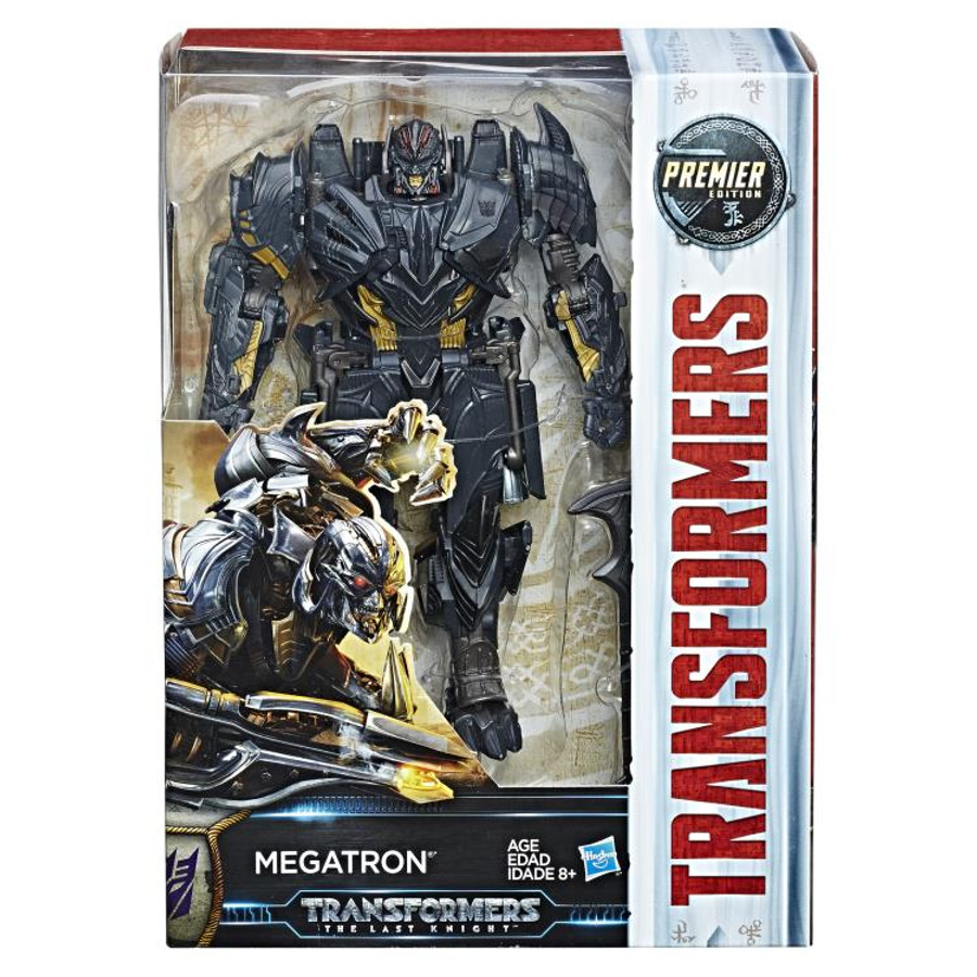 Transformers The Last Knight - Premier Edition Voyager Megatron (Hasbro)