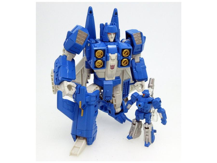 Takara Transformers Legends - LG55 Targetmaster Slugslinger