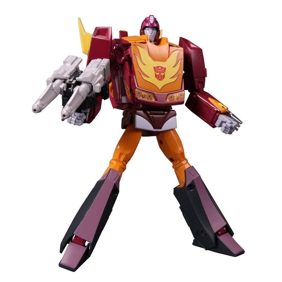 MP-40 Masterpiece Targetmaster Hot Rodimus