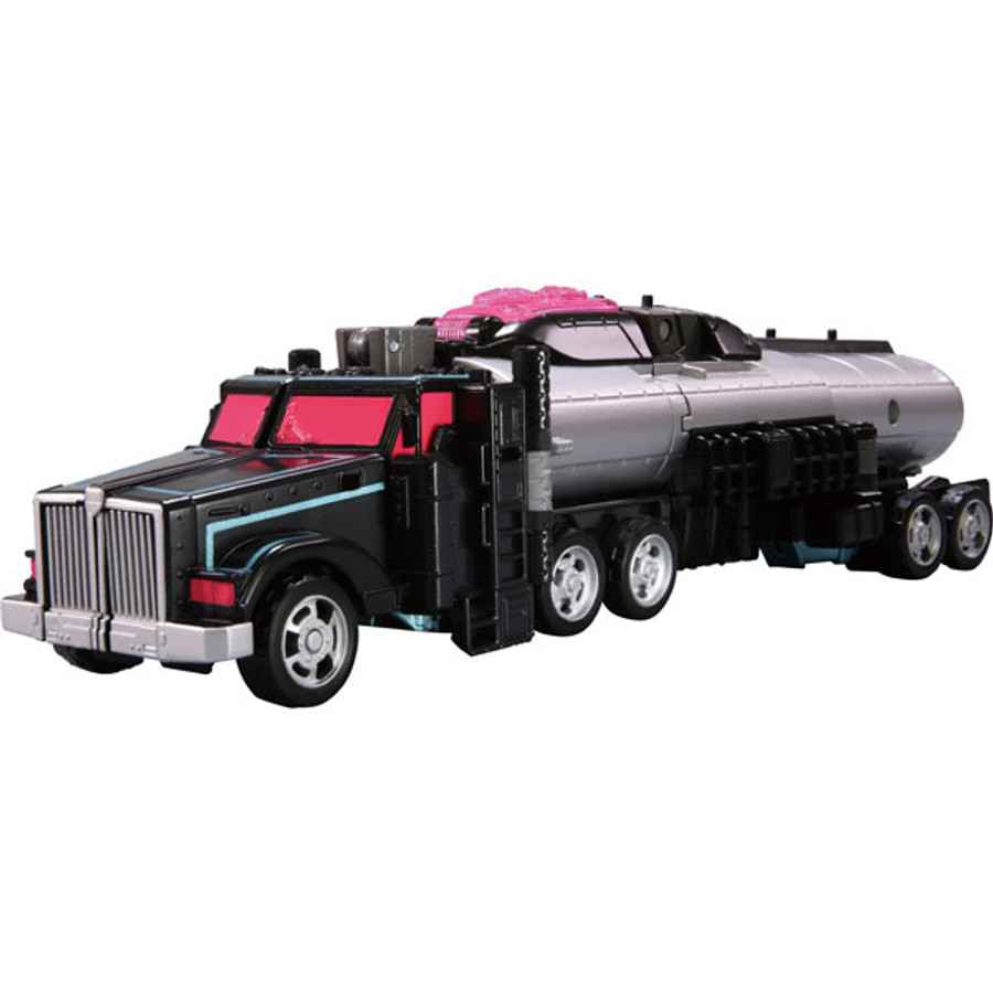 Takara Transformers Legends - LG-EX Black Convoy (Tokyo Toy Show 2017 Exclusive)