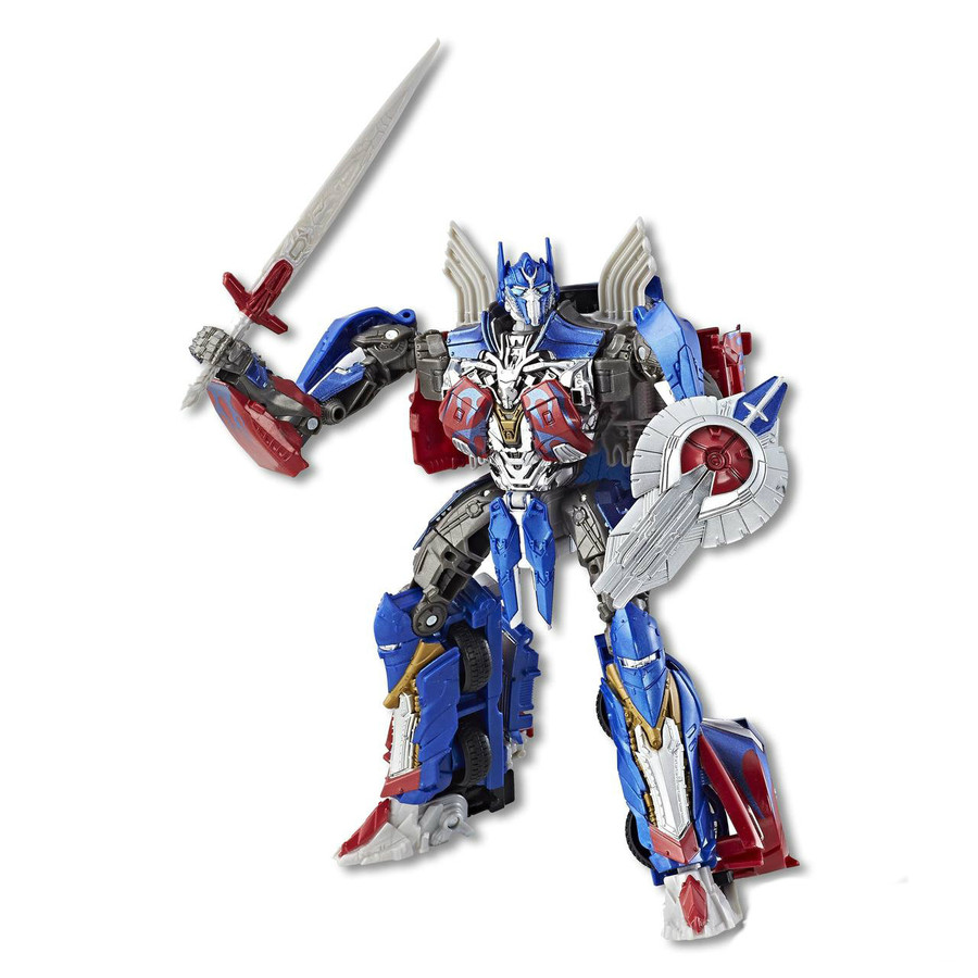Transformers The Last Knight - Optimus Prime SDCC 2017 Exclusive