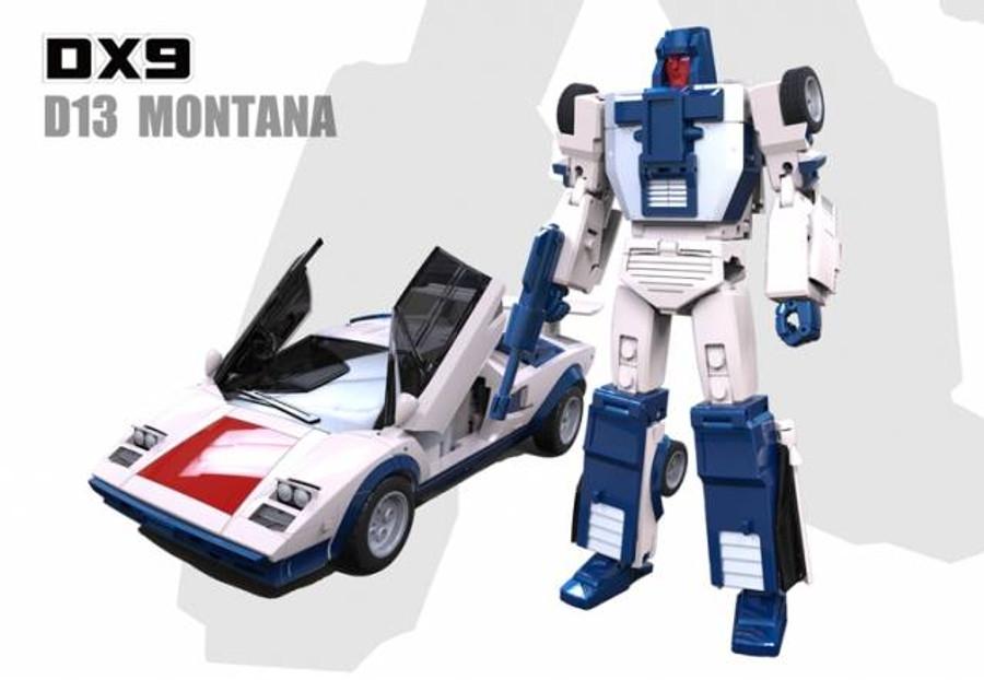 DX9 - Attila - D13 Montana