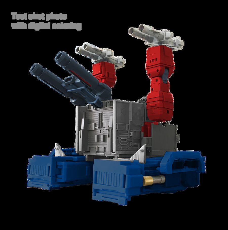 Fans Hobby - Master Builder MB-06 Power Baser