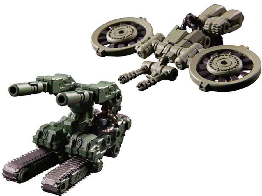 Diaclone Reboot - DA-16 Powered System Cosmo Marines Armament Set - Takara Tomy Mall Exclusive