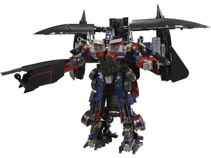 Transformers Movie 10TH Anniversary - MB-17 Optimus Prime (Revenge Version)