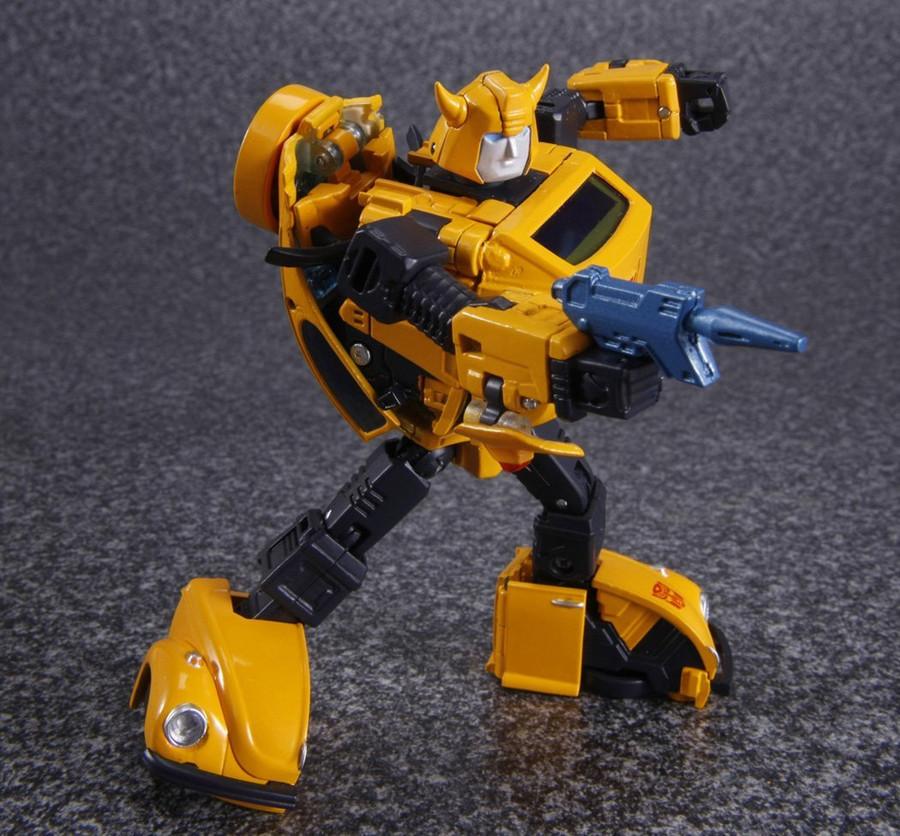 MP-21 Masterpiece Bumblebee Reissue