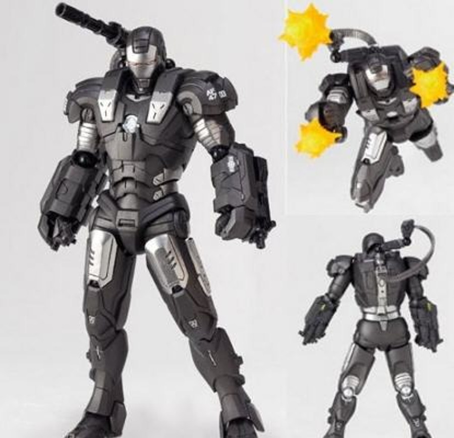 Sci-Fi Revoltech 117 - War Machine