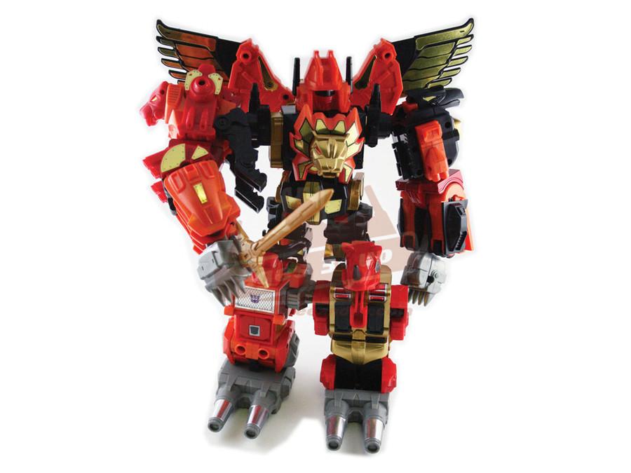 Transformers 2010 - Predaking Reissue Box Set