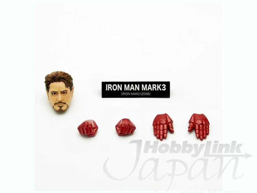 Revoltech 036 - Iron Man Mark III