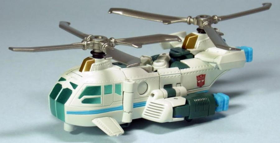 EXP-01 Roller Master vs. Chopper Master