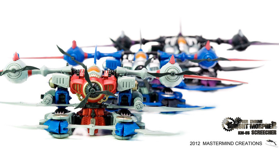 KM-06 Airborne Squad Stormer