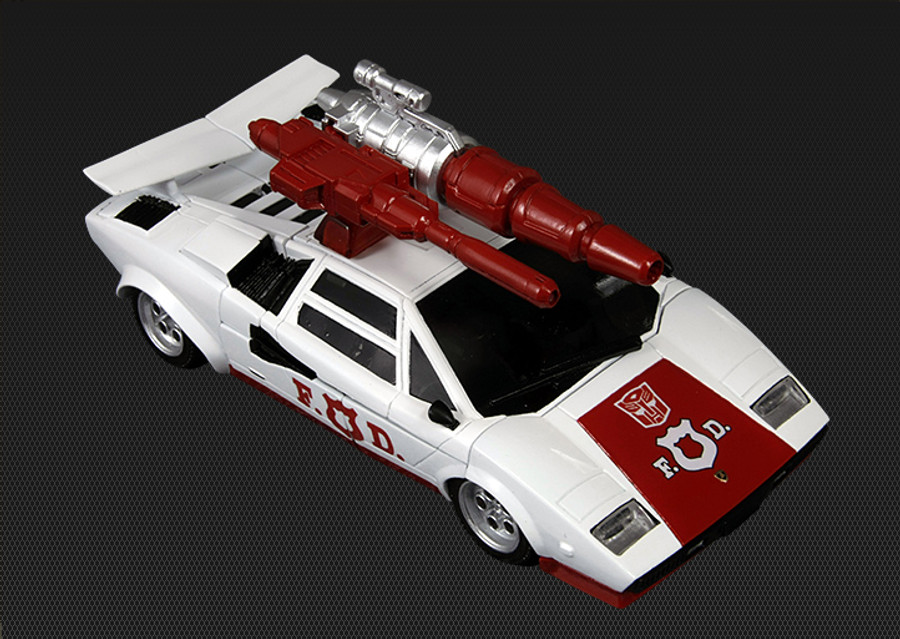 MP-14 Masterpiece Red Alert (reissue)