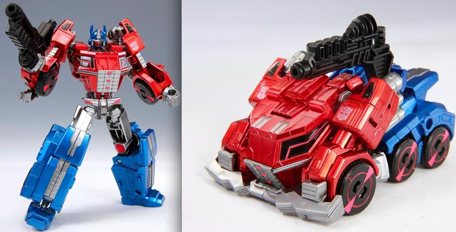 TG01 - Optimus Prime
