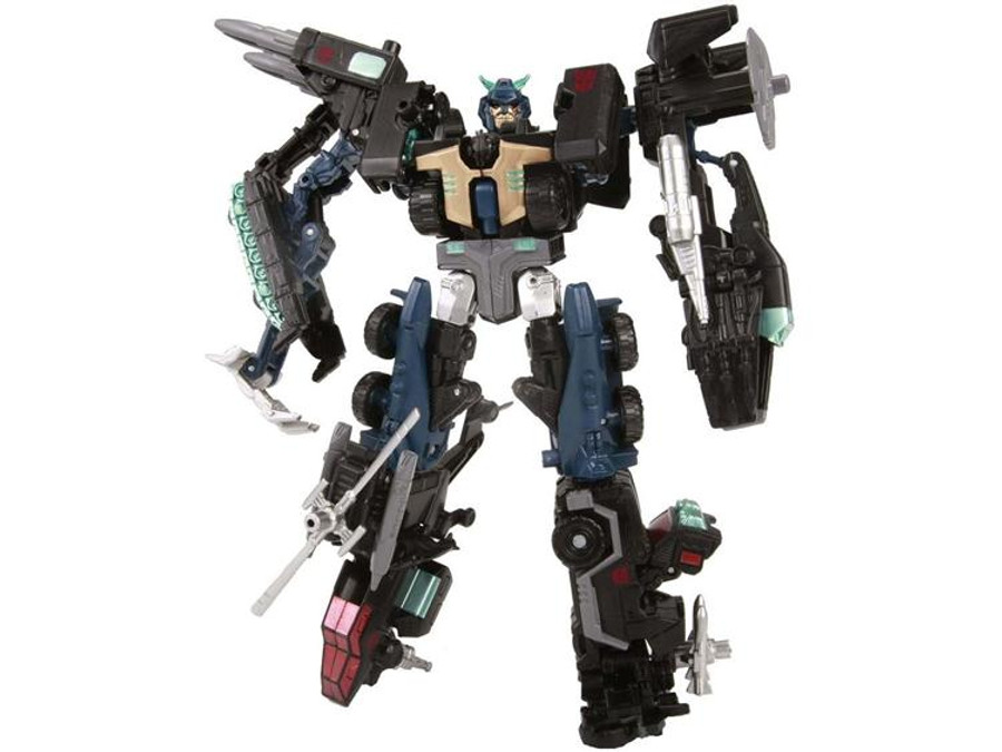 EX-07 Assault Master Prime Mode