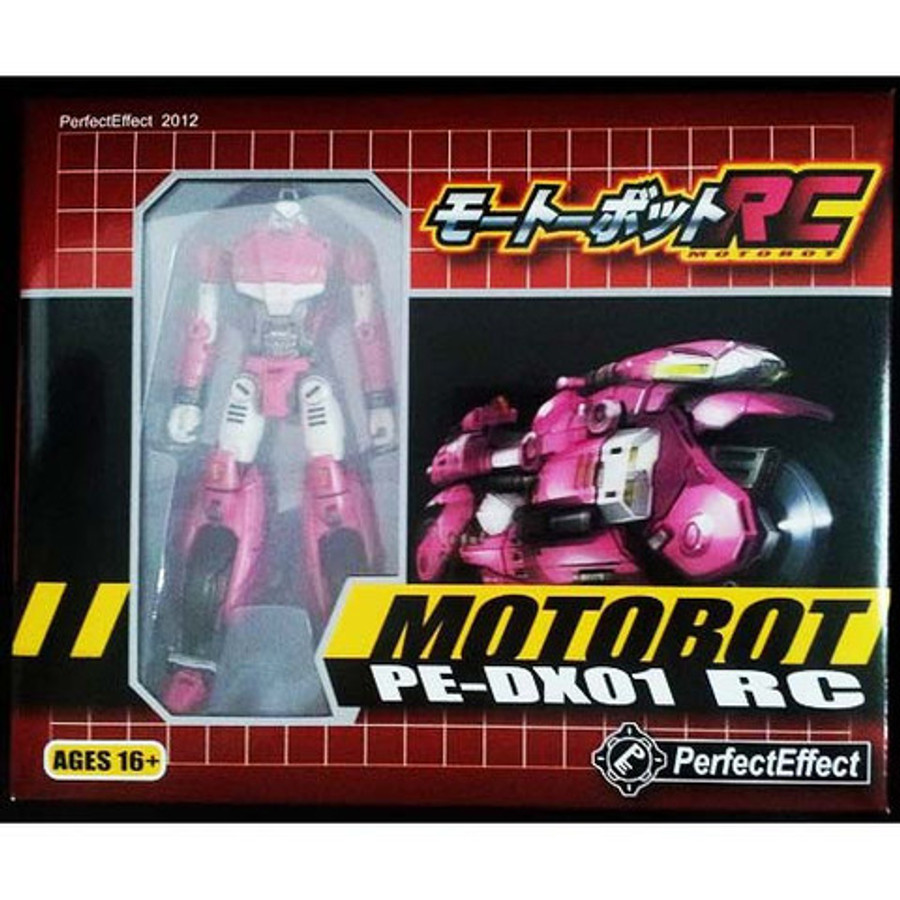 Perfect Effect MOTOBOT PE-DX-01 RC