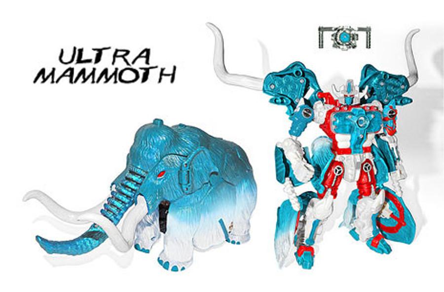 TFCC Subscription Figure - Ultra Mammoth