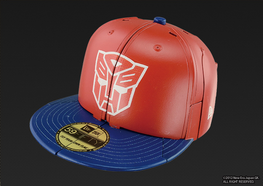 Transformers Capbots - Captimus Prime