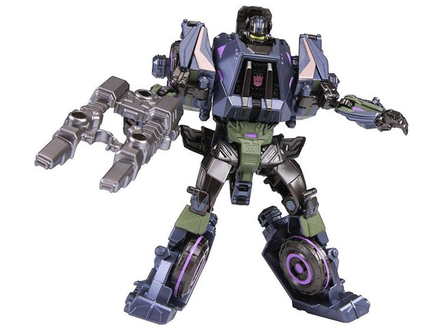 Fall of Cybertron Bruticus Set of 5 (Takara)