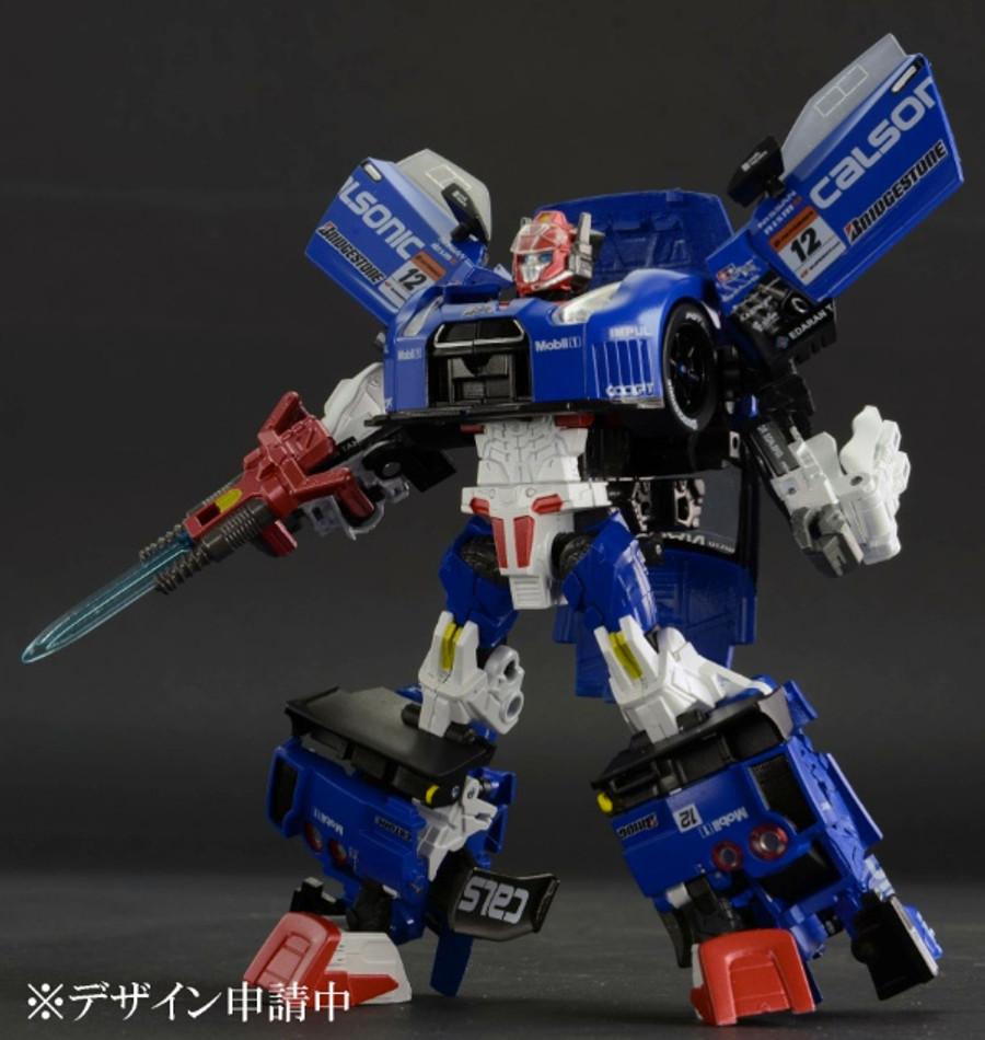 Alternity Transformers x Super GT 02 GTR Savior