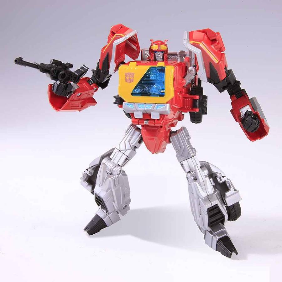 TG17 - Fall of Cybertron Blaster & Steeljaw (Takara)