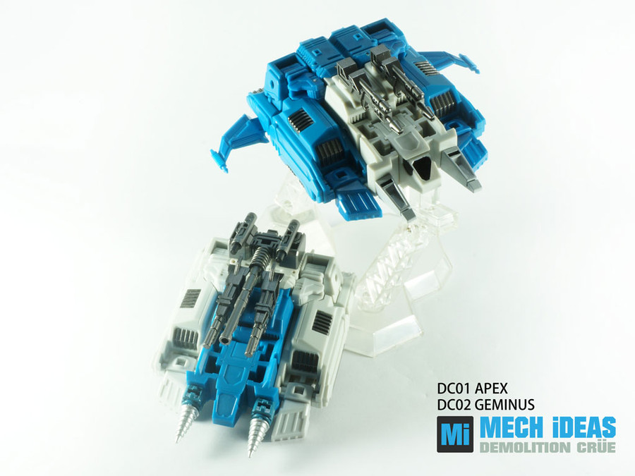 Mech Ideas - Demolition Crue DC-01 Apex