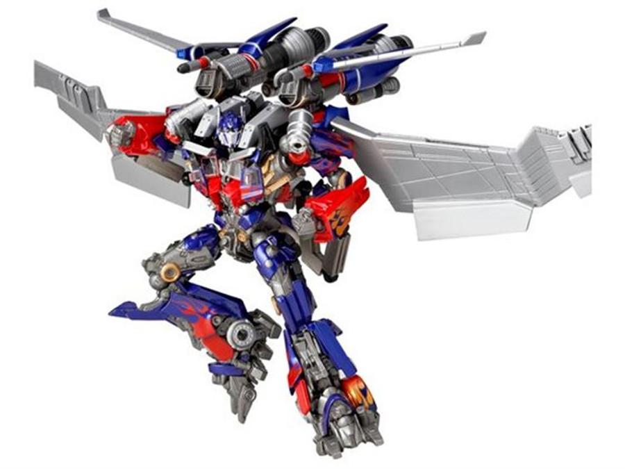 Revoltech 040 - Jet Wing Ver. Optimus Prime