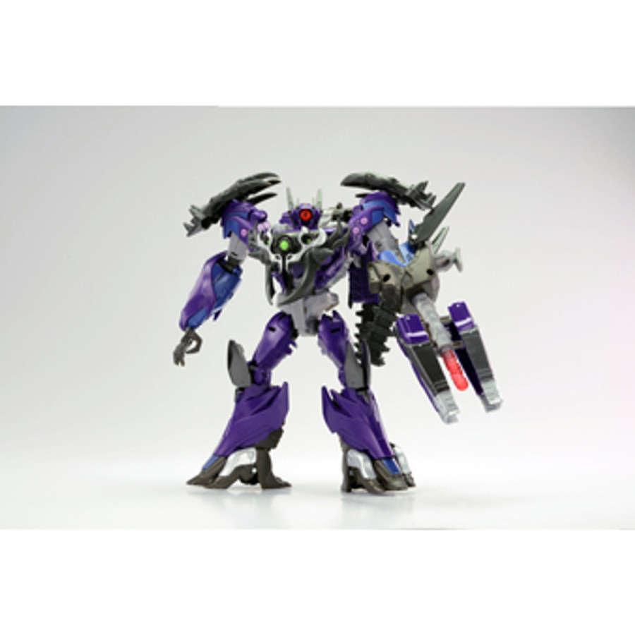 Transformers Go! - G13 Hunter Shockwave (Takara)