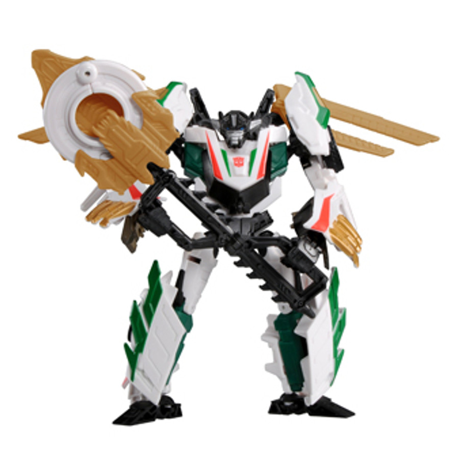 Transformers Go! - G16 Hunter Wheeljack (Takara)