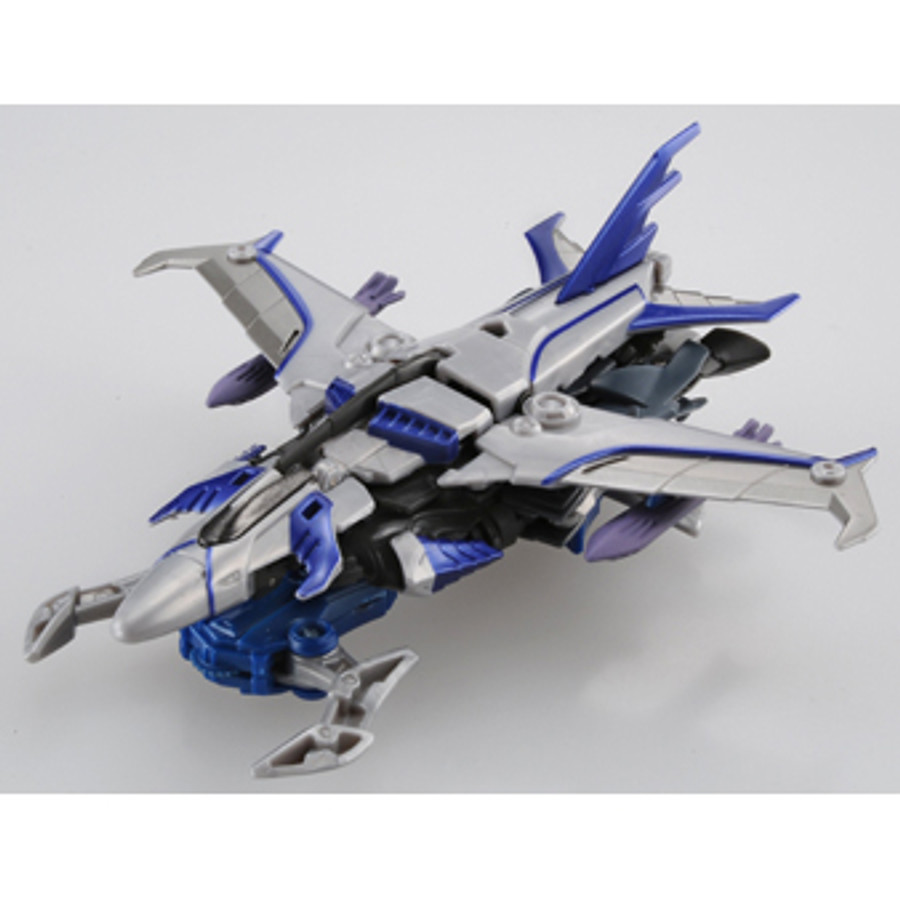 Transformers Go! - G17 Hunter Starscream (Takara)