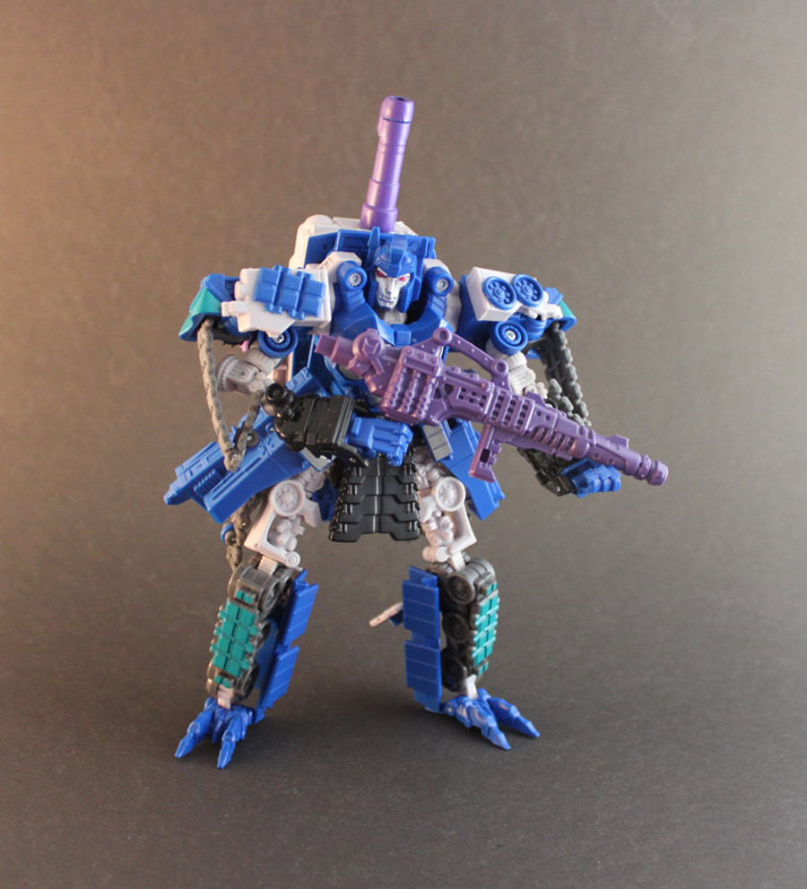 RW-013 - Renderform Giga Blaster (Limited to 150 pcs)
