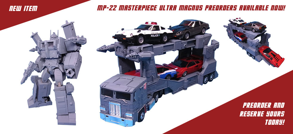 MP-22 Masterpiece Ultra Magnus
