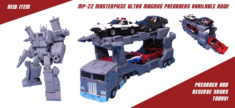 MP-22 Masterpiece Ultra Magnus