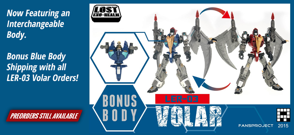 FansProject LER-03 Volar and Velos