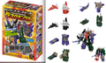Kabaya Transformers Gaia Scramble - Box of 10