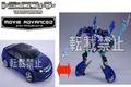Transformers Age of Extinction - AD14 Jolt (Takara)