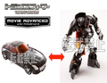 Transformers Age of Extinction - AD17 Dark Side Soundwave (Takara)