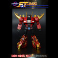Fans Toys - FT-06G Sever Limited Edition of 500 - Iron Dibots no. 3