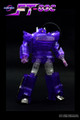 Fans Toys - FT-03C Purple Quake Wave Clear Version - LE500